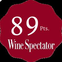 Wine Spectator 89 pontos 0
